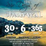 fasting of shawwal