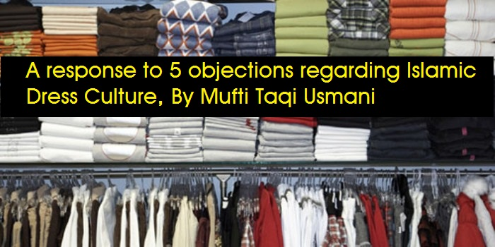 A response to five objections regarding Islamic dress culture