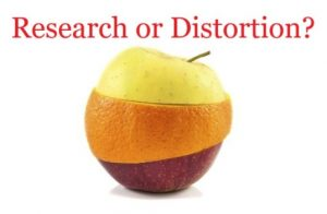Research or Distortion? Contradictions of Modernists